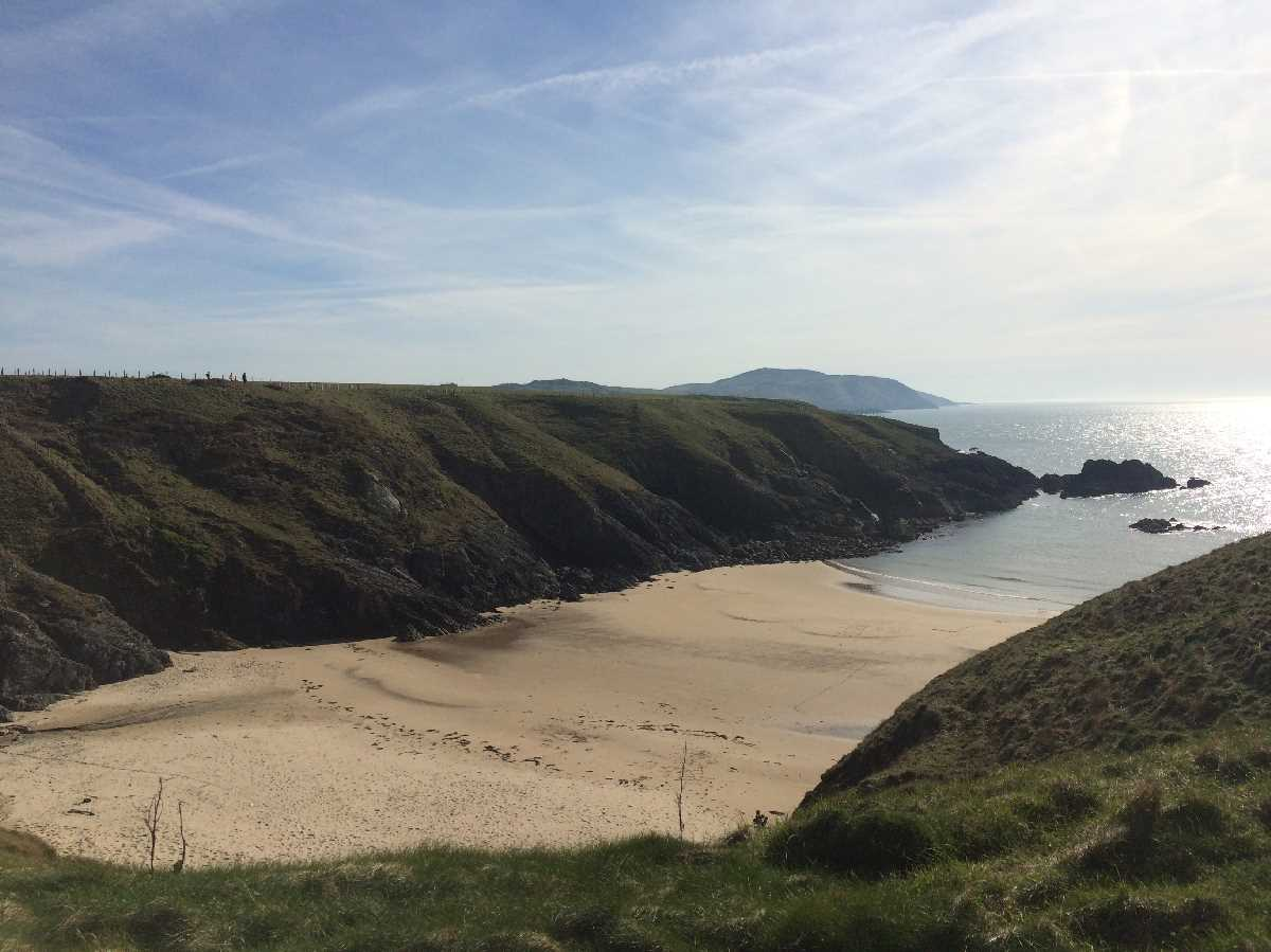 For the love of Wales - NHS doctors walking the beautiful Welsh Coast